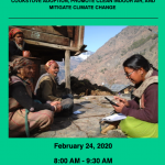 Clean cookstoves, indoor air quality, and climate
